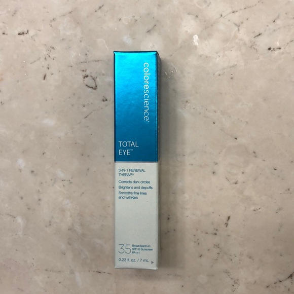 Colorescience total eye sunscreen- New in box